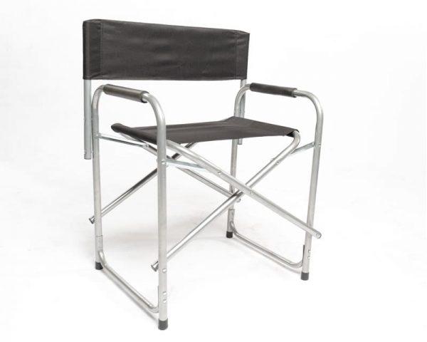 Steel directors Chair