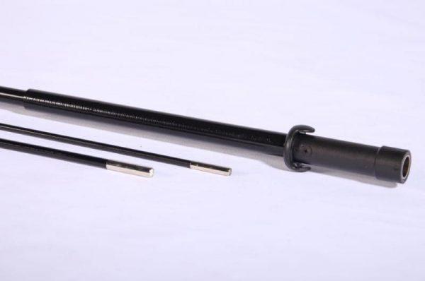 Fiberglass MFP Poles Close Up